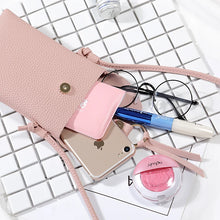 Load image into Gallery viewer, Women's Bags PU Crossbody Bag for Wedding / Event / Party / Sports Red / Blushing Pink / Gray