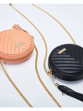Load image into Gallery viewer, Women's Tassel Crossbody Bag PU(Polyurethane) Striped Red / Blushing Pink / Gray / Fall & Winter