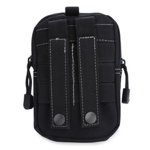 Load image into Gallery viewer, Water Resistant Zipper Buckle Outdoor Activity Sport Cell Phone Waist Bag for Unisex