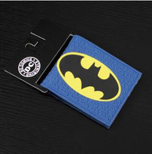 Load image into Gallery viewer, Man Wei marvel Avengers Captain America, Spider-Man, Iron Man 2 Aegis Board wallet periphery
