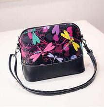 Load image into Gallery viewer, Women Messenger Bags Shell Package Shoulder Bag Leather Handbag Women Pouch