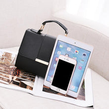 Load image into Gallery viewer, Summer Women Bag Leather Handbags PU Shoulder Bag Small Flap Crossbody Bags