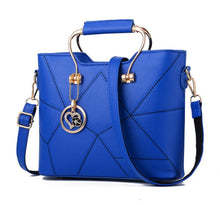 Load image into Gallery viewer, Messenger Bag  PU Leather Handbags Luxury Female Shoulder Bags