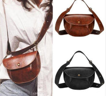 Load image into Gallery viewer, Fashion Leather Belt Bag