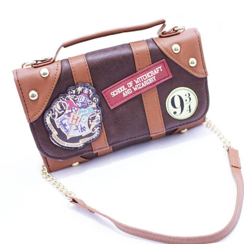 Harry Potter Wallet Bag Handbags Halloween Gifts