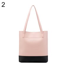 Load image into Gallery viewer, Vintage Tassels Faux Leather Buckle Close Shoulder Bag Women Handbag Tote Pouch