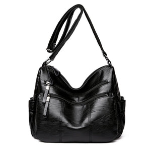 Women Luxury Leather Handbags Women Bags Designer Female Shoulder Messenger Bag
