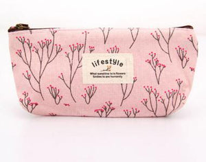 Neceser Necessaire Women Travel Toiletry Pencil Make Up Makeup Case Storage Pouch Cosmetic Bag Purse Organizer