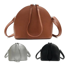 Load image into Gallery viewer, Fashion Mini Faux Leather Women Shoulder Handbag Cross Body Bag Phone Purse Gift