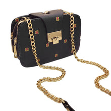 Load image into Gallery viewer, Women Faux Leather Cross Body Single Shoulder Bag Phone Pouch Handbag Xmas Gift