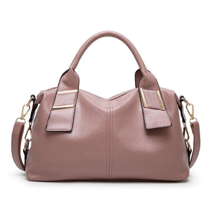 Ladies Fashion Wild Boston Handbag