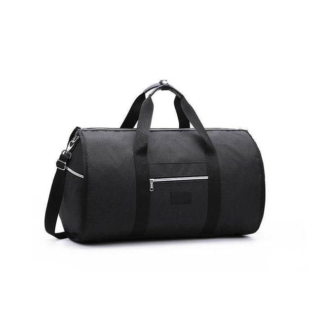 Waterproof Travel Bag Mens Garment Bags Women Travel Shoulder Bag 2 In 1 Large Luggage Duffel Totes Carry On Leisure Hand Bag
