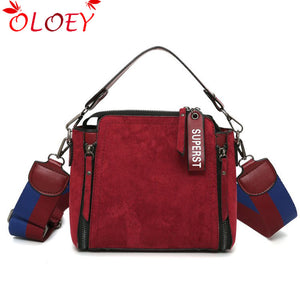 Crossbody Bags For Women Leather Handbags Luxury Handbags Women Bags Designer Famous Brands Ladies Shoulder Bag Sac A Main