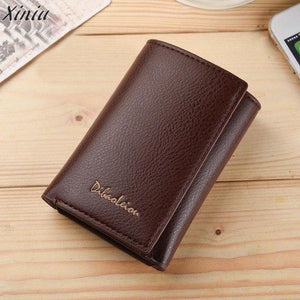 Wallet Women Unisex  Leather coin Purse