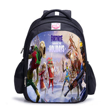 Load image into Gallery viewer, Game Battle Royale Children Schoolbag Famous Cartoon Character Backpack for Teenager Boys and Girls Mochila Infantil