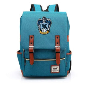 Harry Potter Travel Canvas Backpack Man Women Bag