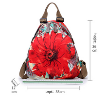 Load image into Gallery viewer, Oxford cloth ethnic shoulder bag