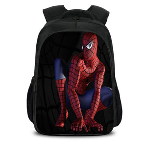 Marvel 3D Printed Deadpool 2 Backpack Teenager Manga Style Student Bag A Wonderful Gift From The Movie Fans