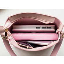 Load image into Gallery viewer, Women Solid zipper Shoulder Bag Crossbody Bag Messenger Phone Coin Bag Small korean Style Bolsas Feminina Saco