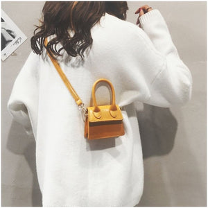 Mini Flap Handbags Women messenger Bags Totes Bolsa Feminina Sac a Main Bolsos Mujer Shoulder Bag