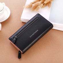 Load image into Gallery viewer, women bags high quality wallet female long wallet fashionable coin purse women purse Carteira feminina