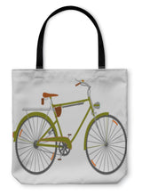 Load image into Gallery viewer, Tote Bag, Touring Bike