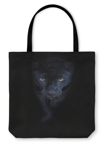 Tote Bag, Black Panther