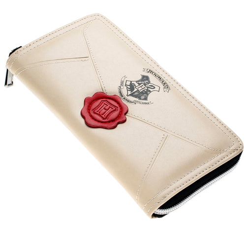 Harry Potter Letter Zip Around Wallet