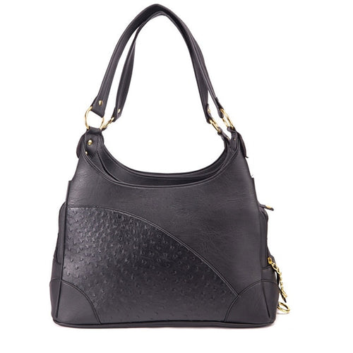 PU Leather Travel Shoulder Bag Factory Outlet