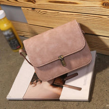 Load image into Gallery viewer, Bullet Lock Small Side Of Mini Mobile Phone Bag Messenger Bag Nice Shoulder Bags