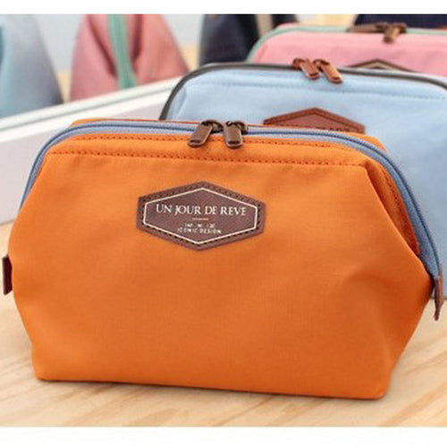 Travel Bag / Toiletry Bag / Cosmetic Bag Foldable / Travel Storage / Luggage Accessory Camping / Hiking / Caving / Everyday Use / Portable Canvas Camping / Hiking / Outdoor Exercise / Camping