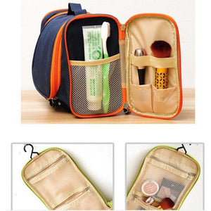 Travel Bag / Travel Organizer / Cosmetic Bag Large Capacity / Waterproof / Portable for Clothes Fabric / Travel