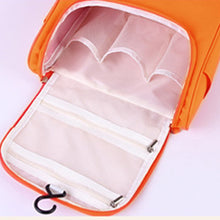 Load image into Gallery viewer, Travel Organizer / Travel Luggage Organizer / Packing Organizer / Cosmetic Bag Large Capacity / Waterproof / Portable for Clothes Nylon / Solid Colored Women's Travel