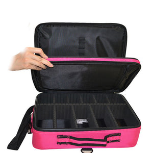 Makeup Tools Makeup Cosmetics Storage Cosmetic & Makeup Bag Makeup 1 pcs Nylon Quadrate Daily Cosmetic Grooming Supplies