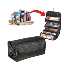 Load image into Gallery viewer, Totes & Cosmetic Bags / Cosmetic Bag washable / Travel Storage / Collapsible Everyday Use / Portable Cotton Cloth / PVC(PolyVinyl Chloride) Everyday Use