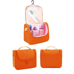 Travel Organizer / Travel Luggage Organizer / Packing Organizer / Cosmetic Bag Large Capacity / Waterproof / Portable for Clothes Nylon / Solid Colored Women's Travel