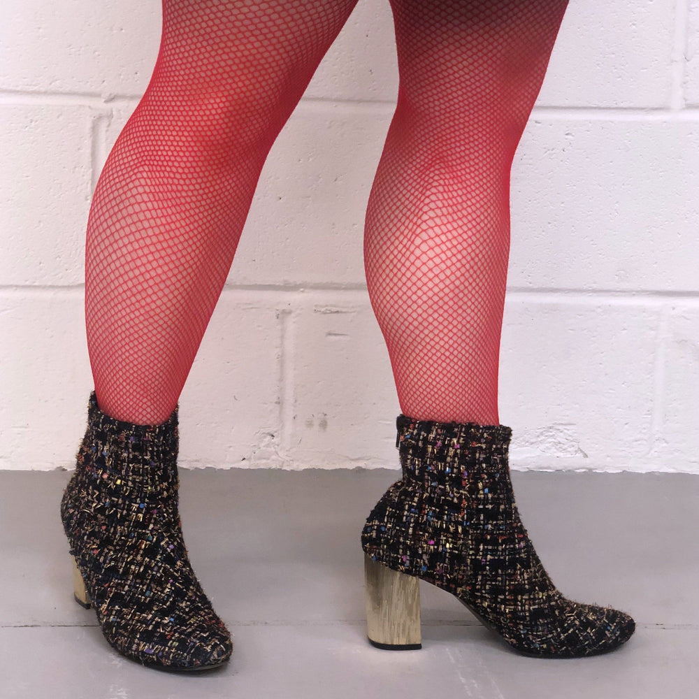 Tights - Fishnets - Bloody Mary