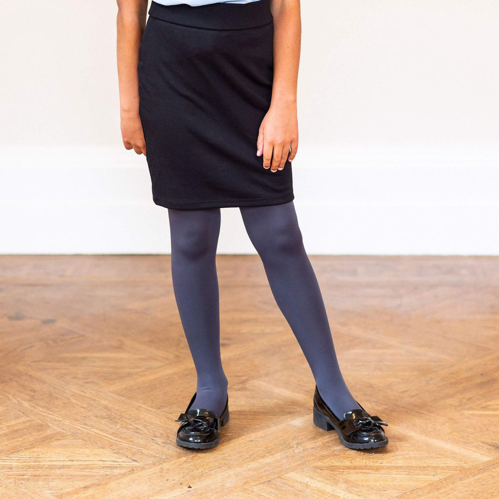 Kids Tights - Slate