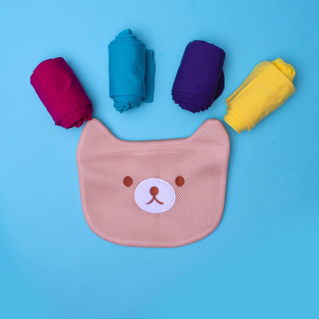 Tights - Wash Bags - Bear