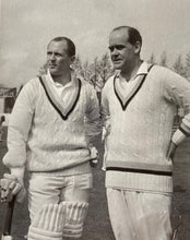 "Load image into Gallery viewer, The ""Brian Close"" Cricket Jumper"