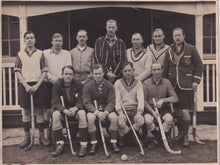 Load image into Gallery viewer, Grasshoppers Hockey Club 1938