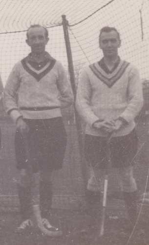 The Grasshoppers Hockey Club Jumper
