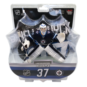 "Connor Hellebuyck Imports Dragon 6"" Action Figure"