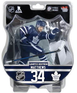 "Auston Matthews Imports Dragon 6"" Action Figure"