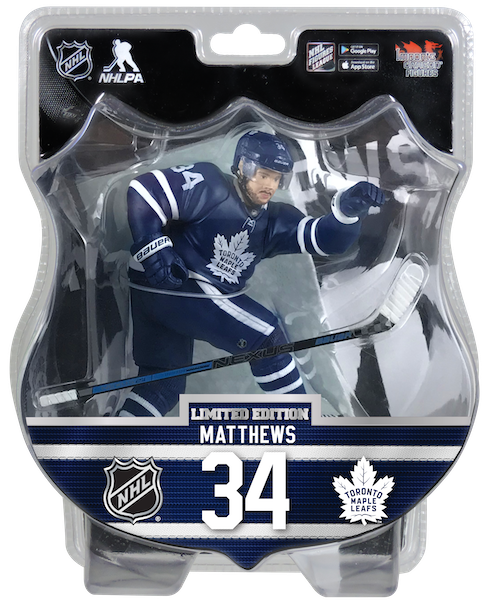 Auston Matthews Imports Dragon 6