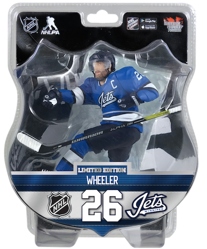 Blake Wheeler Imports Dragon 6