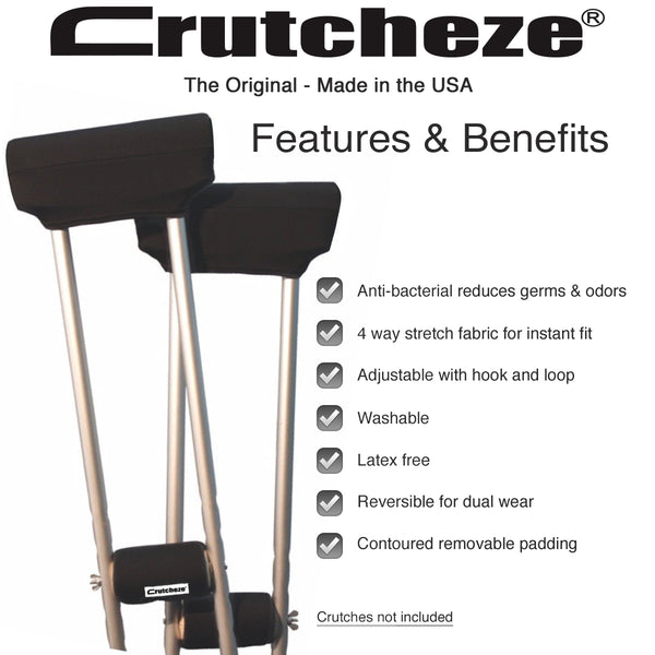 Black-Crutcheze-Crutch-Pads-Features-Benefits