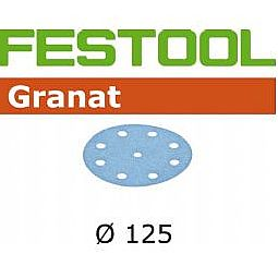 "FESTOOL 5"" (125mm) GRANAT SANDING DISCS - SELECT A GRIT-Marson Equipment"