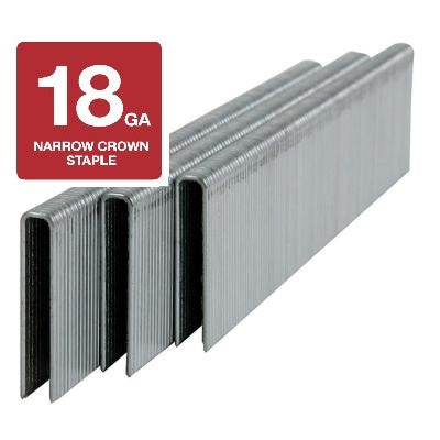 "PORTER-CABLE PNS18125 18 GAUGE ""L"" SERIES STAPLE - 1-1/4"" (5,000/PK)-Marson Equipment"