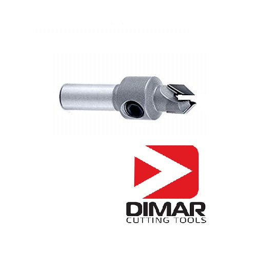 Dimar 202-CT-3 #8 Carbide-Tipped Countersink